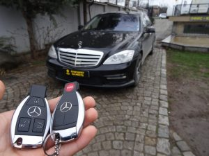 Услуги и продукти за Mercedes