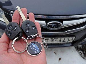 Услуги и продукти за Subaru