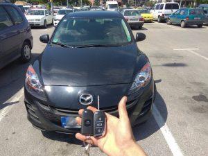 Услуги и продукти за Mazda