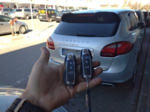Услуги и продукти за Porsche