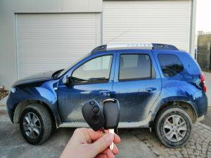 Услуги и продукти за Dacia